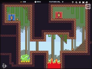 קווסט הפיקסל - Pixel Quest