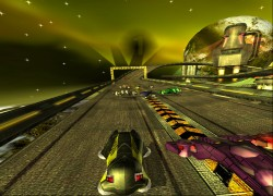 Star Racing - מירוצי חלל
