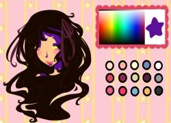 צביעת שיער Hair Coloring 3