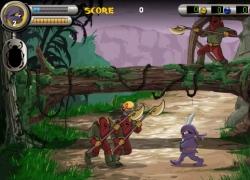 3 Foot Ninja II - נינגה 3 מטר II
