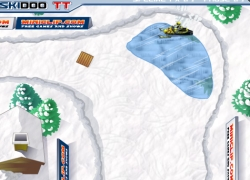 Skidoo TT - סקי שלג