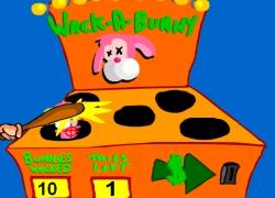 Wack a Bunny - הכו בארנב
