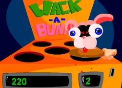 Wack a Bunny 2 - הכו בארנב 2