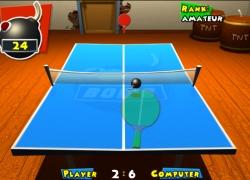 פינג פונג פיצוץ - DaBomb Pong
