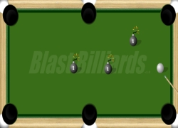 ביליארד פיצוץ - Blast Billiards