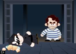 בריחת רנדי מהכלא -  Randy's Jailbreak