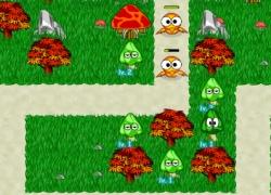 פיטריות חווה - Mushroom Farm Defender