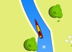 שייט תעלות - Boat Rush