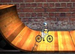 רמפת אופניים - BMX Ramps