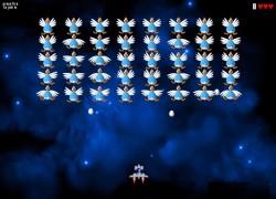 תרנגולות 1 - Chicken Invaders