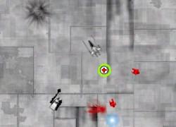 זירת קומנדו - Commando arena