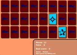 משחק זיכרון - 2D Memory