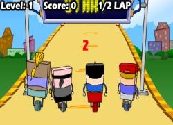 מירוץ קופסאות - Box Racers