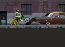 נסיעת אופנוע מקצועית - Trial Bike Pro
