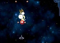זינון יריות חלל - Zenon