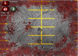 סופו של הזומבי Endless Zombie 2