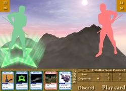 הרפתקה בקלפים - Duel Adventure