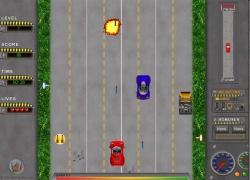 מתקפה בכביש - Road Attack