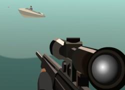 חיסול פיראטים - Pirate Shootout