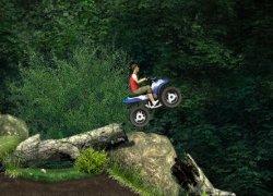 רכיבת יער - Jungle ATV