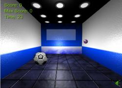 סטנגה על הקיר-3D Super Ball