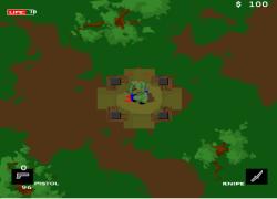 מתקפת הזומבים- Zombie Horde 2