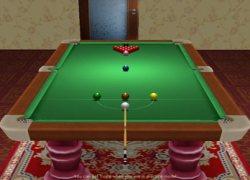 סנוקר אונליין - 3D Snooker