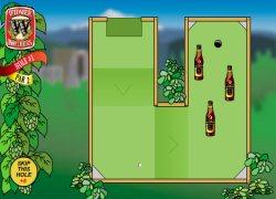 בירה מיני גולף - Beer Golf