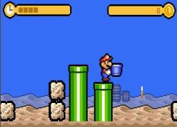 מריו פצצת הזמן - Mario's Time Attack