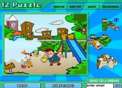 12 פאזלים - Puzzle