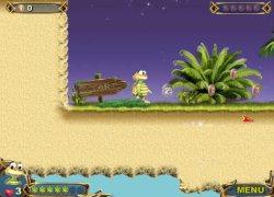 מסע תלאות הצב - Turtle Odyssey