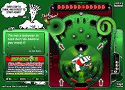 7 אפ פיינטבול - 7up Pinball