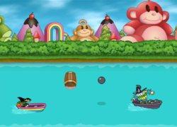 קוף הקשת בענן - Rainbow Monkey