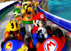 סופר מריו מירוצים - Mario Kart
