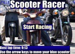 מירוצי קטנועים - Scooter Racer
