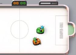 קט רגל קרח - Bumper Ball