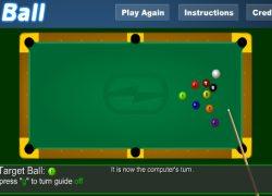 פול תשעה כדורים - 9 Ball Pool