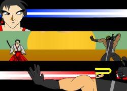 רוח הסמוראי - Samurai Spirit
