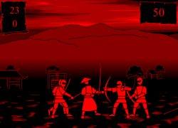 הלוחם הסיני בעל הכובע האדום