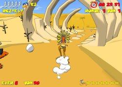 ריצת הדודו - Ostrich Runners