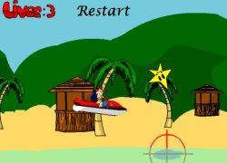 מירוצי אופנועי ים - Ace Racer