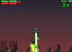 מתקפת חלל - Saucer Strike