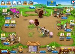 החווה המטורללת - Farm Frenzy 2