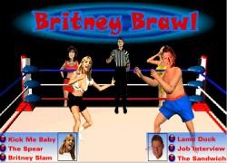 בריטני נגד קלינטון - Britney vs. Clinton
