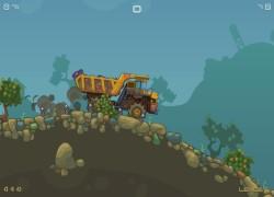 משאית הובלות - Mining Truck
