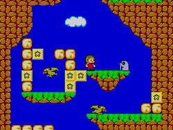 אלכס קיד - Alex Kidd in Miracle World