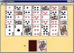 סוליטר 35 קלפים