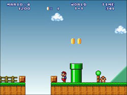 סופר מריו - Super Mario Forever