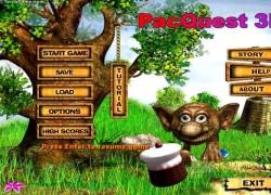 פקמן 3D - Pacman