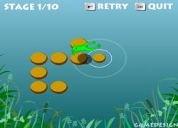 קרפדות - Frog Jump